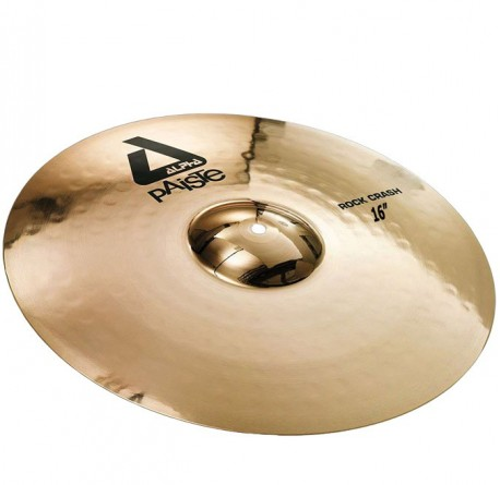 "Plato Paist Alpha Brillo 16"" Rock Crash"