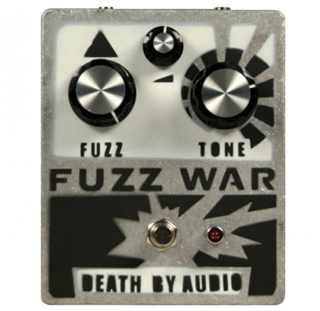 Pedal Efectos Death By Audio Fuzz War