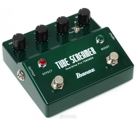Pedal Efectos Ibanez TS808DX Overdrive
