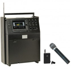 Amplificador portatil Work WA 621 RC