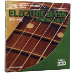 Cuerdas para bajo Dadi EB146