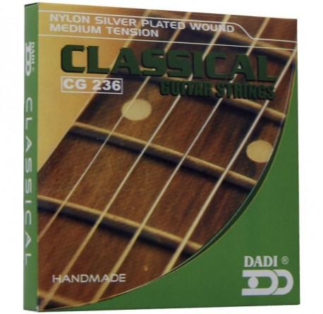 Cuerdas guitarra clásica Dadi CG236