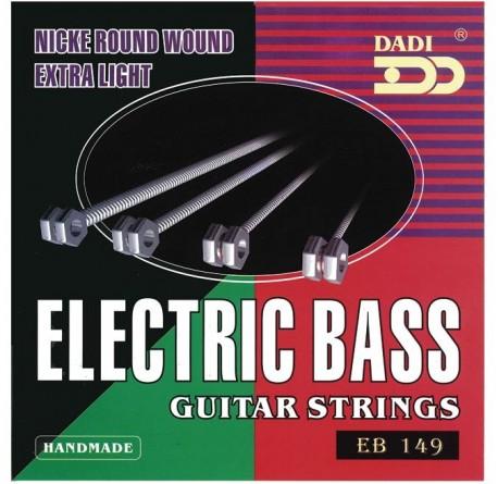 Cuerdas para bajo Dadi EB149
