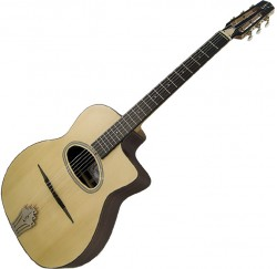 Guitarra gypsy Jazz APC JMD200 PSI