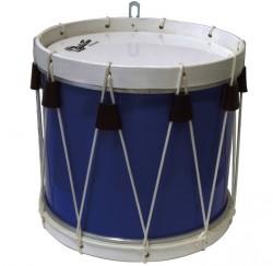 "Tambor tamborrada Ballester 12"" azul-blanco"