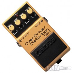 Pedal Efectos Boss OS-2 Distorsion envio gratis