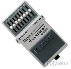 Pedal Efectos Boss GEB-7 Bass Equalizer envio gratis
