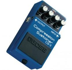 Pedal Efectos Boss CS-3 Compresor envio gratis