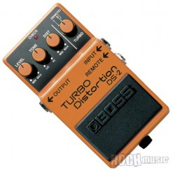 Pedal Efectos Boss DS-2 Distorsion envio gratis