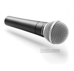 Microfono vocal dinámico Shure SM58 LCE envío gratis