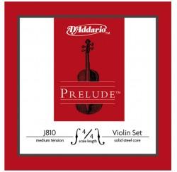 Cuerdas violin D'addario J810 4/4 Violin