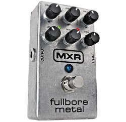 Pedal Efectos MXR Fullbore Metal Distorsion M116 envio gratis