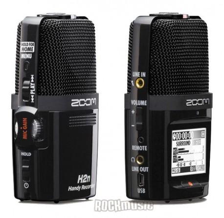 Grabador Zoom H-2N