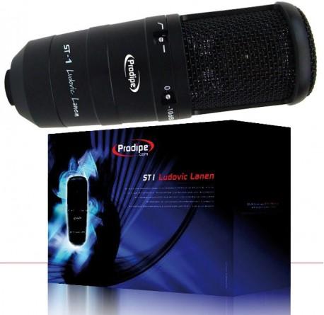 Microfono de estudio Prodipe ST-1 envio gratis