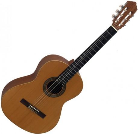 Guitarra clásica española Altamira mod BASICO+ cedro solido envío gratis