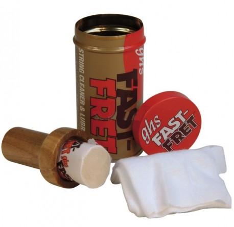 Limpiador cuerdas GHS Fast Fret stick aplicador envío gratis