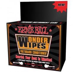 Limpiador Ernie Ball Wonder Wipes Freetboard