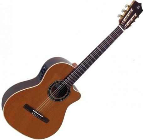 Guitarra española Alhambra CS-LR CW-E1 electrificada envio gratis