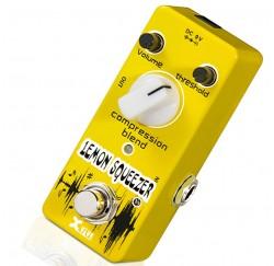 Pedal Efectos Xvive V9 Lemon Squeezer Compresor envio gratis