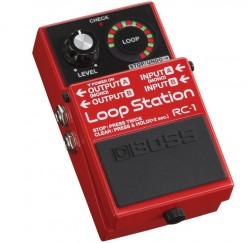 Pedal de guitarra Looper Boss RC-1 envio gratis