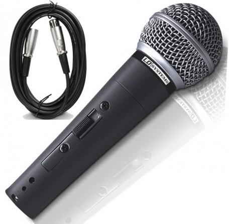 Microfono dinámico vocal LD Systems D1006