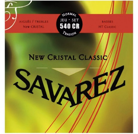 Cuerdas de guitarra española Savarez 540CR envio gratis