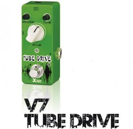 Pedal efectos para guitarra Xvive V7 Tube Drive envio gratis