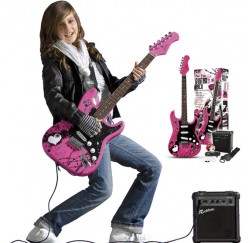 Pack guitarra electrica Jaxville ST1PPPK envio gratis