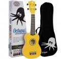 Ukelele soprano Octopus UK-200 YW envio gratis