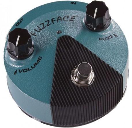 Pedal de guitarra Dunlop FFM3 Jimi Hendrix Fuzz Face Mini