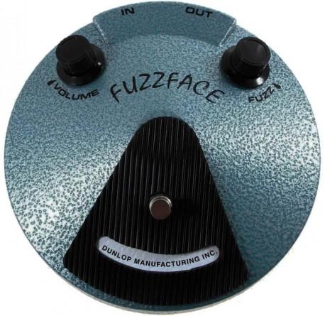 Pedal de guitarra Dunlop JHF1 Jimi Hendrix Fuzz Face