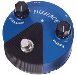 Pedal de guitarra Dunlop FFM1 Silicon Fuzz Face Mini envio gratis