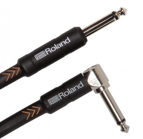 Cable jack jack angulado Roland RIC-B20A envio gratis