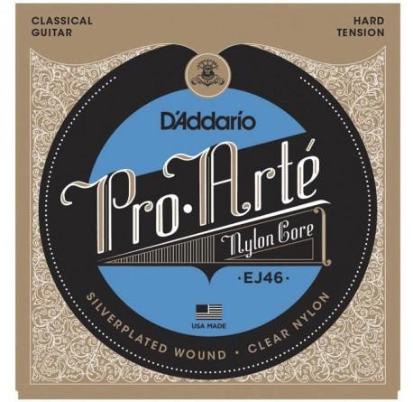 Cuerdas de guitarra clasica D'Addario EJ46 envio gratis