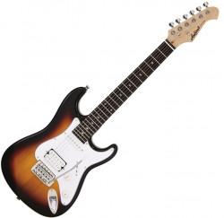 Guitarra electrica stratocaster ARIA STG MINI SB envio gratis