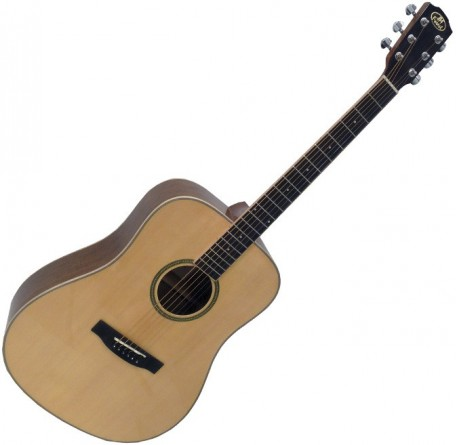 Guitarra acustica JM Forest SD28 NAT WB