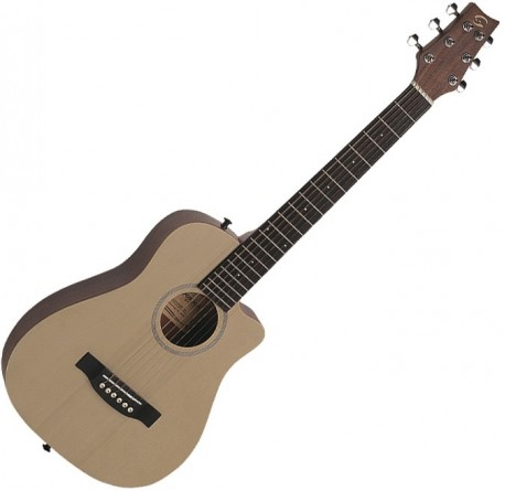 Guitarra acustica Soundsation Companera DNC envio gratis