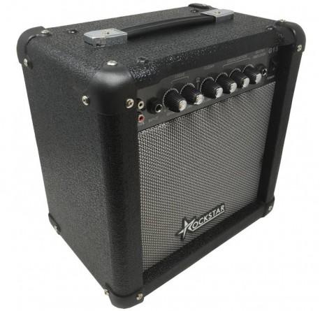 Amplificador guitarra electrica Rockstar G15 combo envio gratis
