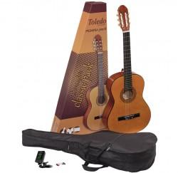 Pack guitarra clásica Toledo Primera GP-34NT envio gratis