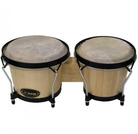 Bongos percusión Deep BG480NT natural envío gratis