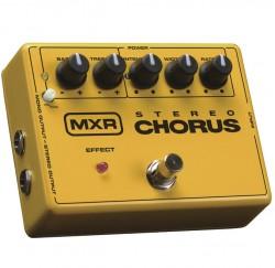 Pedal de guitarra MXR M134 Stereo Chorus envio gratis