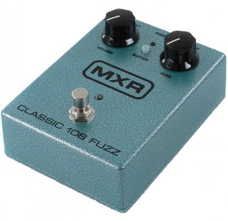 Pedal de guitarra MXR M173 Classic 108 Fuzz envio gratis