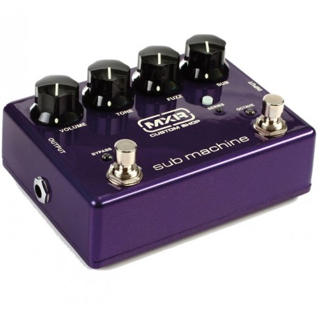 Pedal de guitarra MXR M225 Sub Machine Octave Fuzz envio gratis