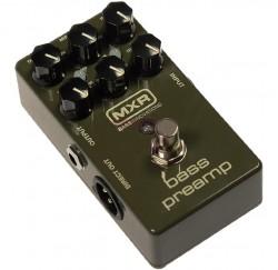 Pedal de bajo MXR M81 Bass Preamp envio gratis