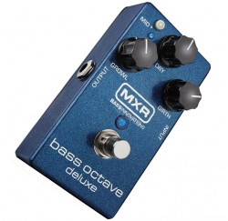 Pedal de bajo MXR M288 Bass Octaver Deluxe envío gratis