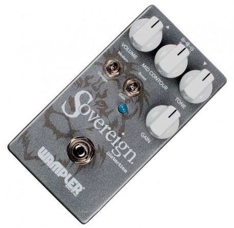 Pedal de guitarra Wampler Sovereign Distortion envio gratis