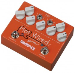 Pedal de guitarra Wampler Hot Wired V2 envio gratis