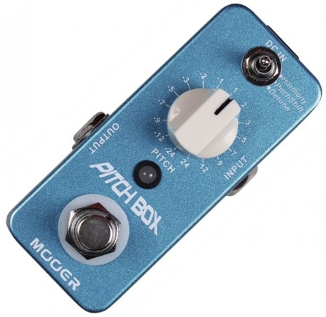 Pedal de guitarra electrica Mooer Pitch Box pitch shifter