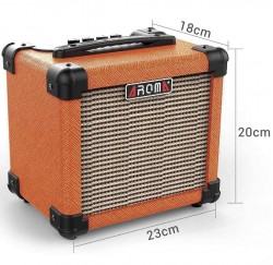Amplificador guitarra electrica Aroma AG-10 envio gratis