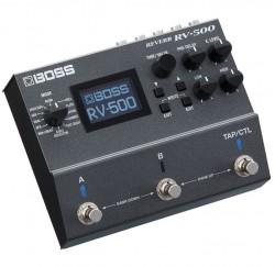 Pedal Efectos Boss RV-500 Reverberacion envio gratis